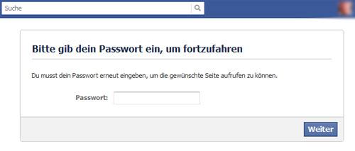 Facebook Account löschen Schritt 2