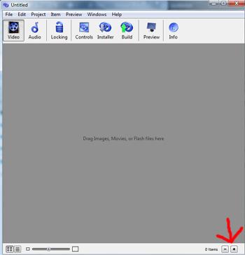Bilder für den Screensaver auswählen