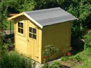 Fertiges Gartenhaus / Geräteschuppen