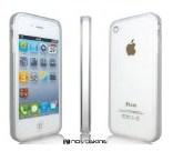 iPhone Bumper aus Silikon