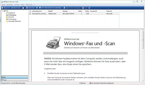 Fax Software Windows
