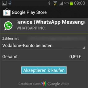 Whatsapp Verlängern