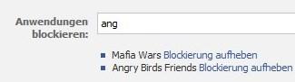 Facebook Spiele Blocken