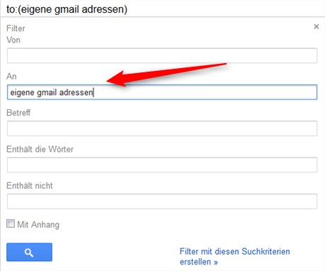 Gmail Spamfilter