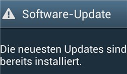 S3 Software Update