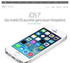 iOS7 Update