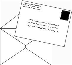 Briefmarke Online
