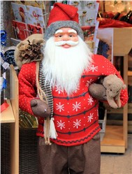 Post an den Weihnachtsmann