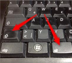 Tastaturlayout Firefox