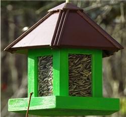 vogelhaus selber bauen bauanleitungen und tipps. Black Bedroom Furniture Sets. Home Design Ideas