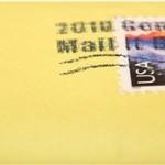 Briefe und Pakete frankieren