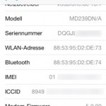 iPhone Alter bestimmen