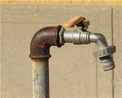 Außenwasserhahn vor Frost schützen