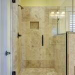 Dusch-Abfluss verstopft