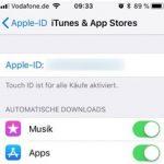 Apple-ID herausfinden