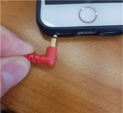 Kopfhörerbuchse iPhone